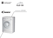 candy alise washer dryer gow475 user manual