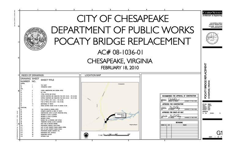 architectural title block template pdf