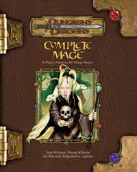 d&d 3.5 complete mage pdf