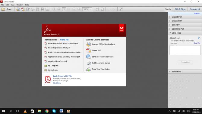 adobe pdf download offline