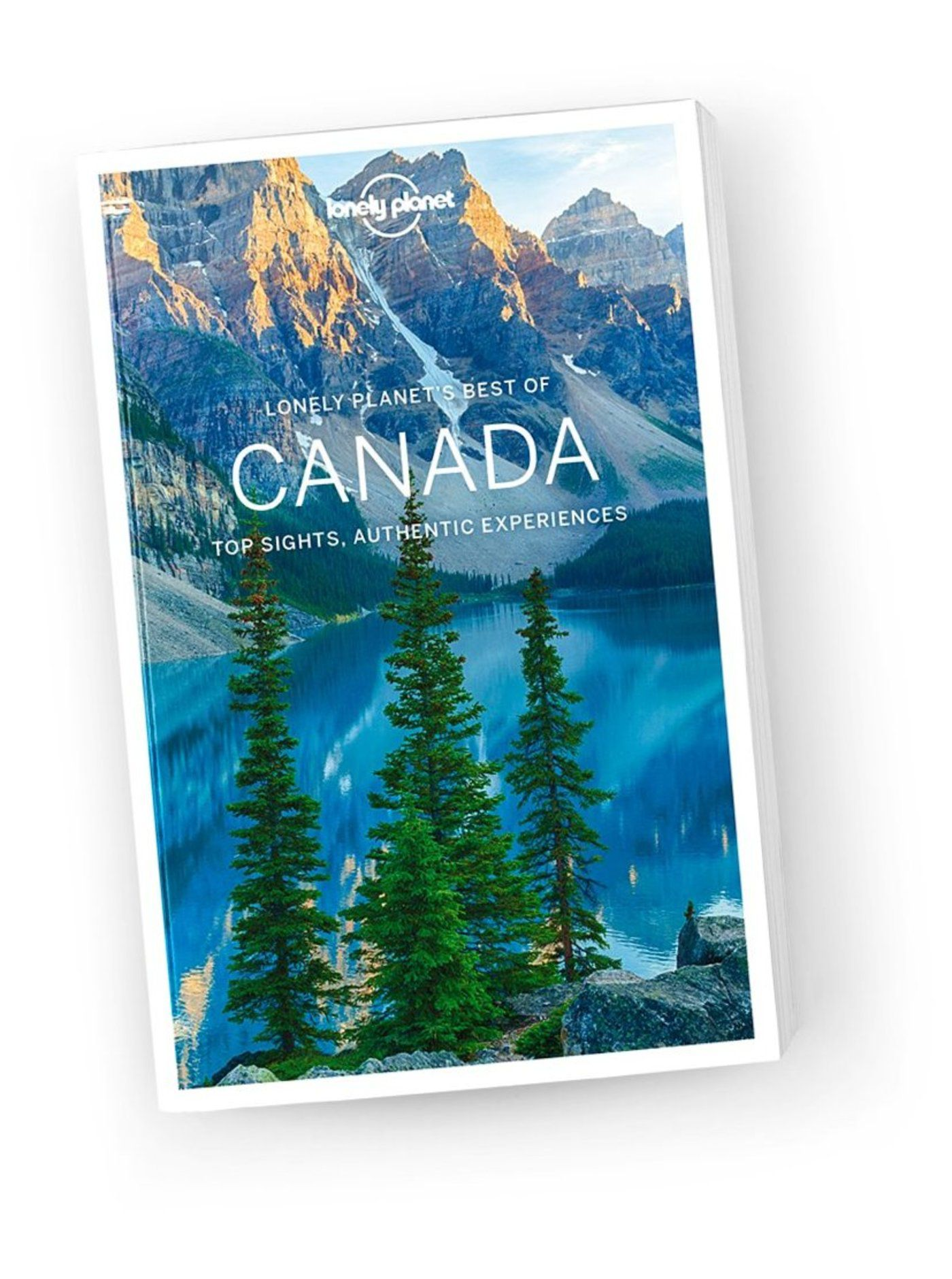 canada travel guide book