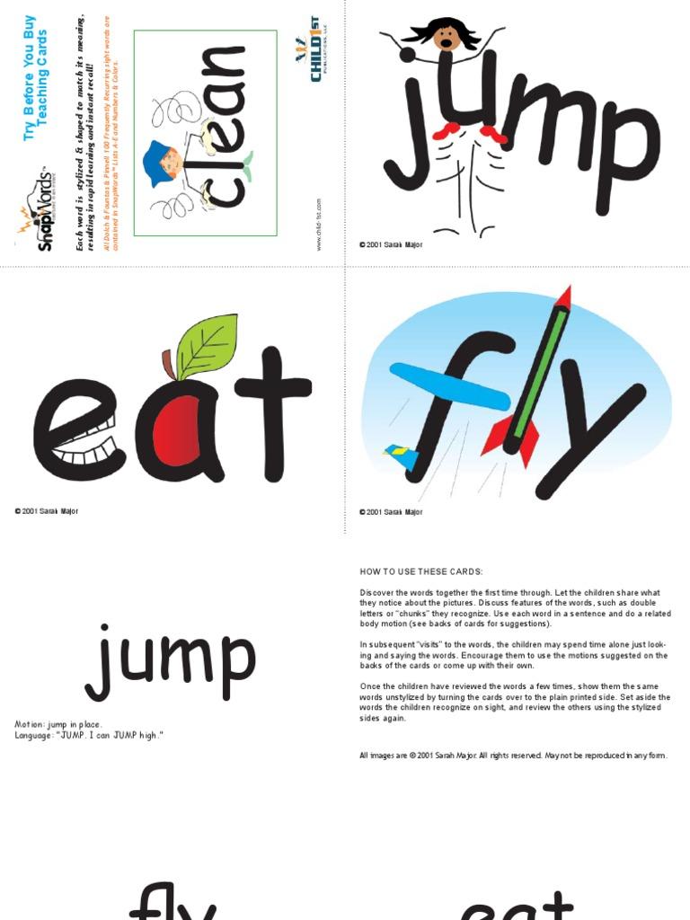 100 super sight word poems pdf free