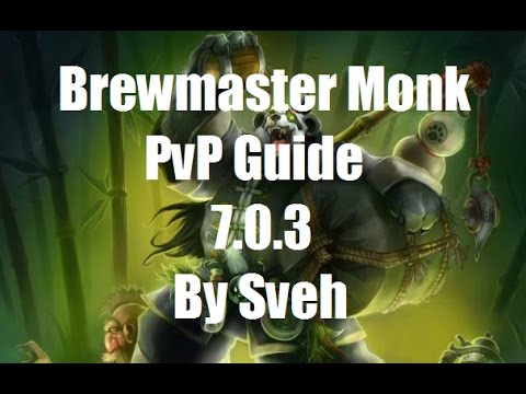 brewmaster monk guide