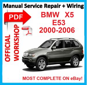 2004 bmw x5 repair manual pdf