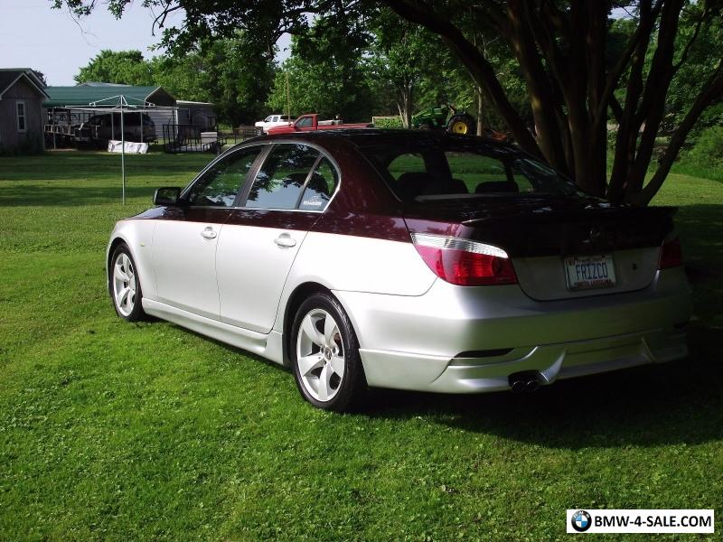 bmw 530i manual for sale