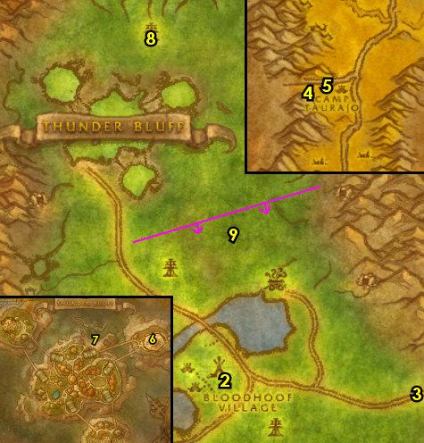 druid leveling guide vanilla