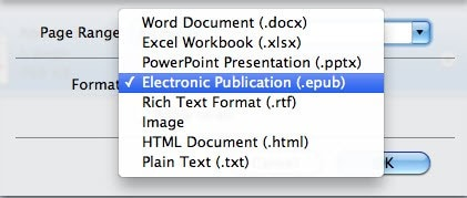 convert epub to pdf online without email