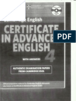 cambridge english advanced cae 1 pdf