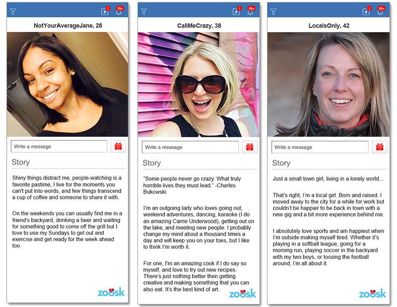 dating profile template pdf