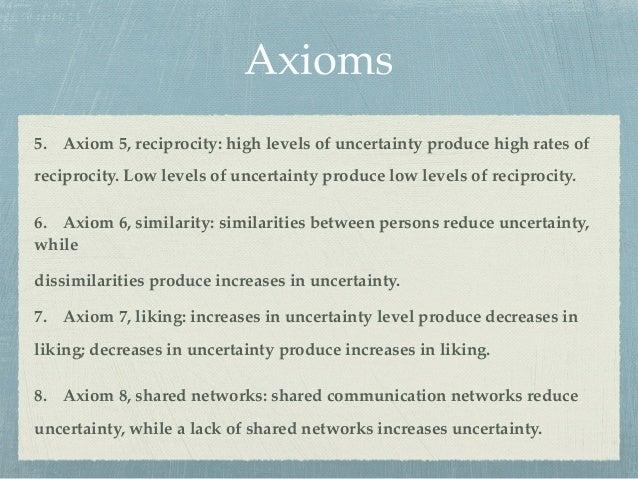 5 axioms of communication pdf
