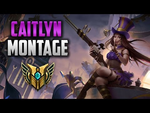 caitlyn build guide