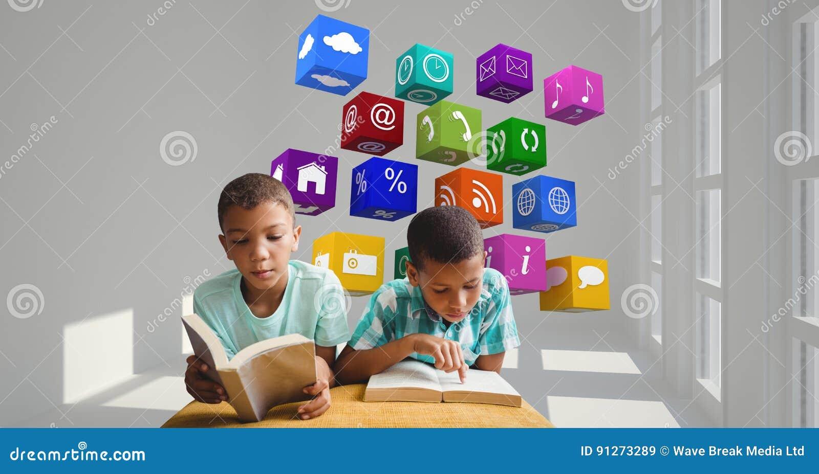 application for reading books