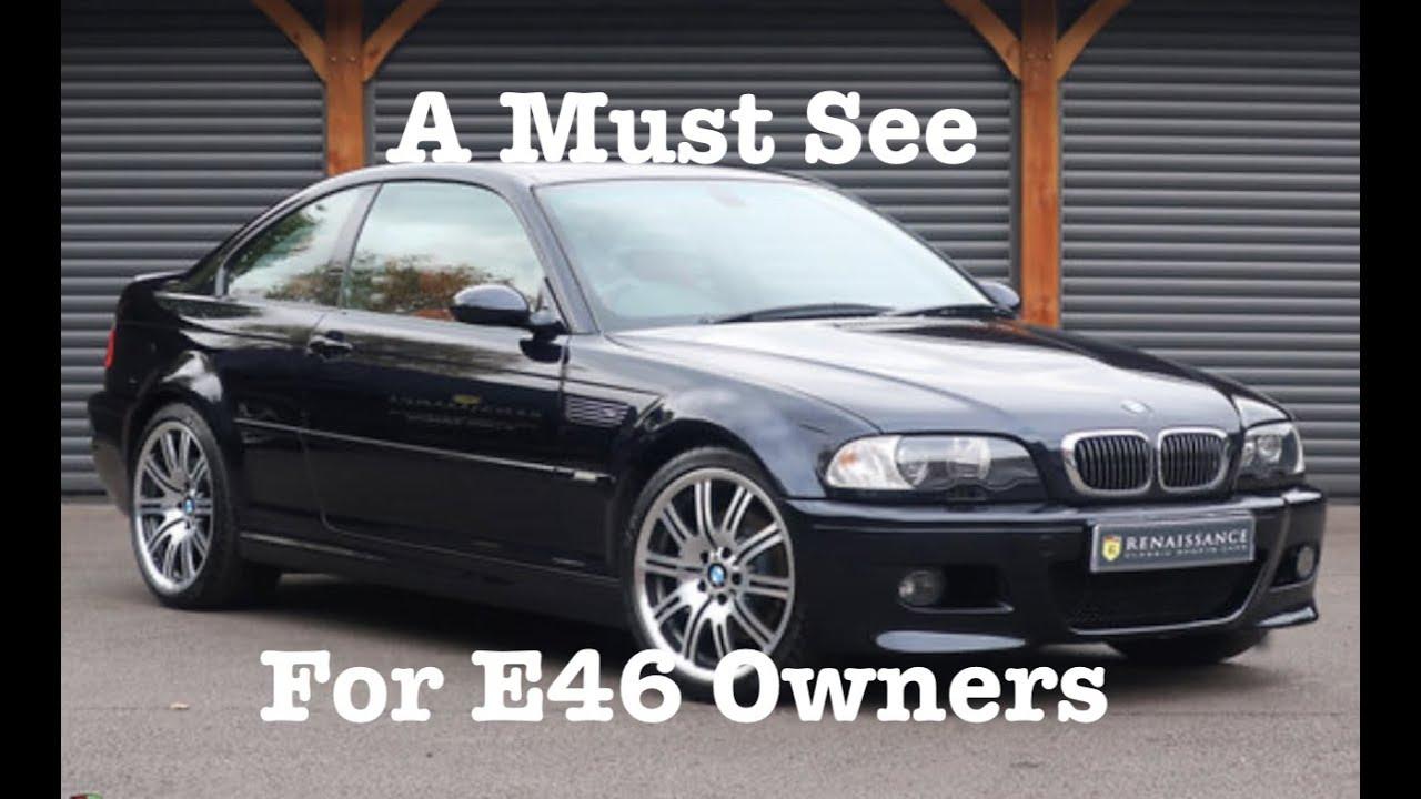 e46 buying guide