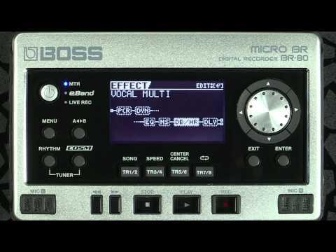 boss br 80 manual