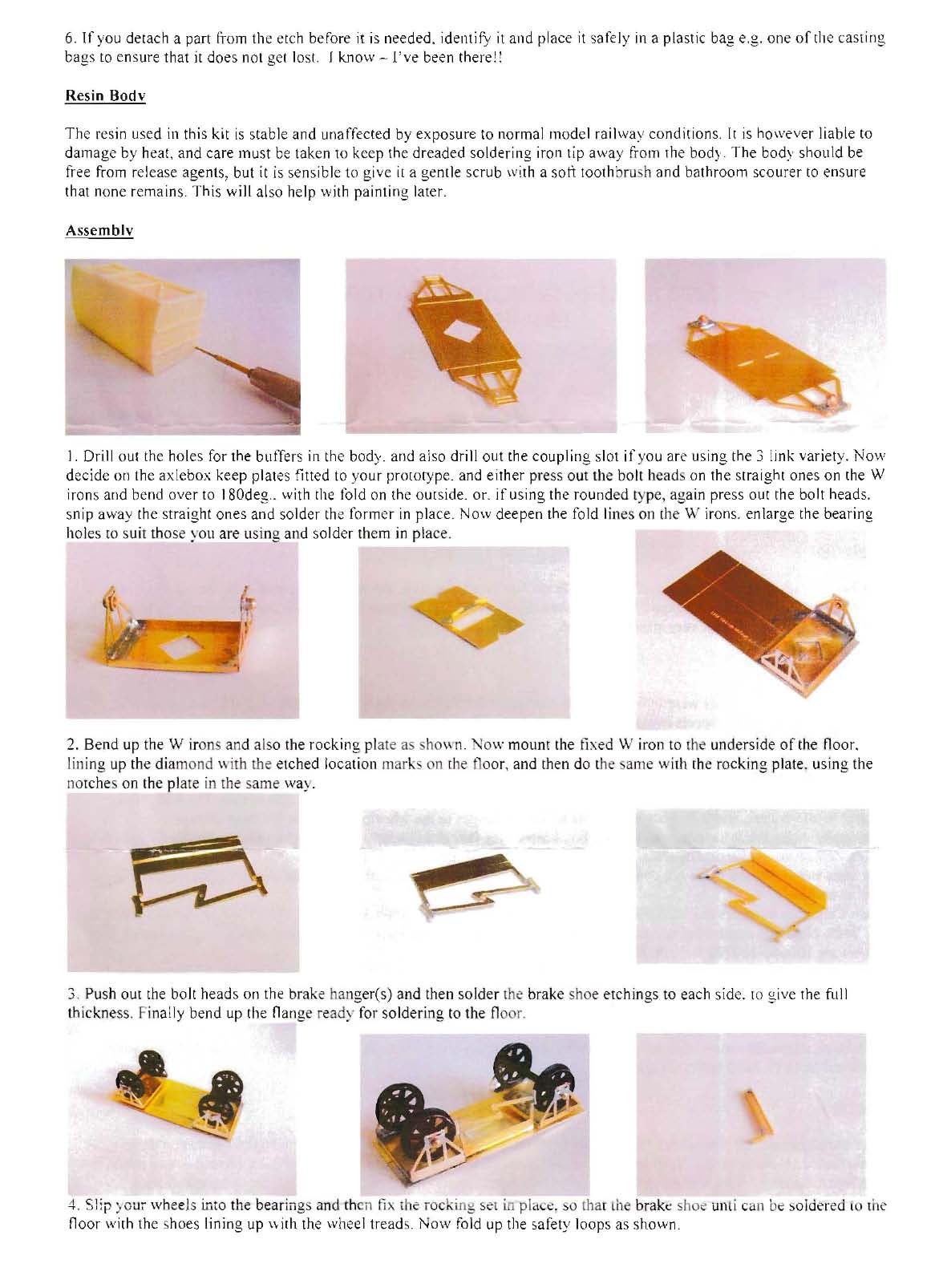 dragon model kit instructions pdf