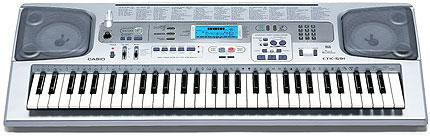 casio wk-1200 keyboard instruction manual