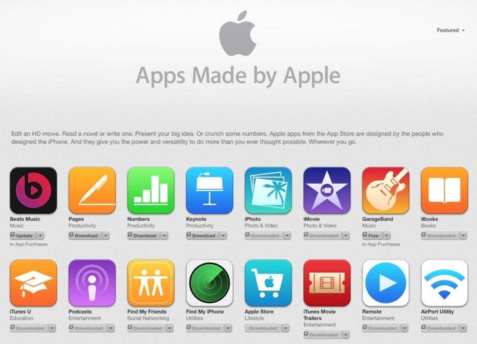 apple photo application