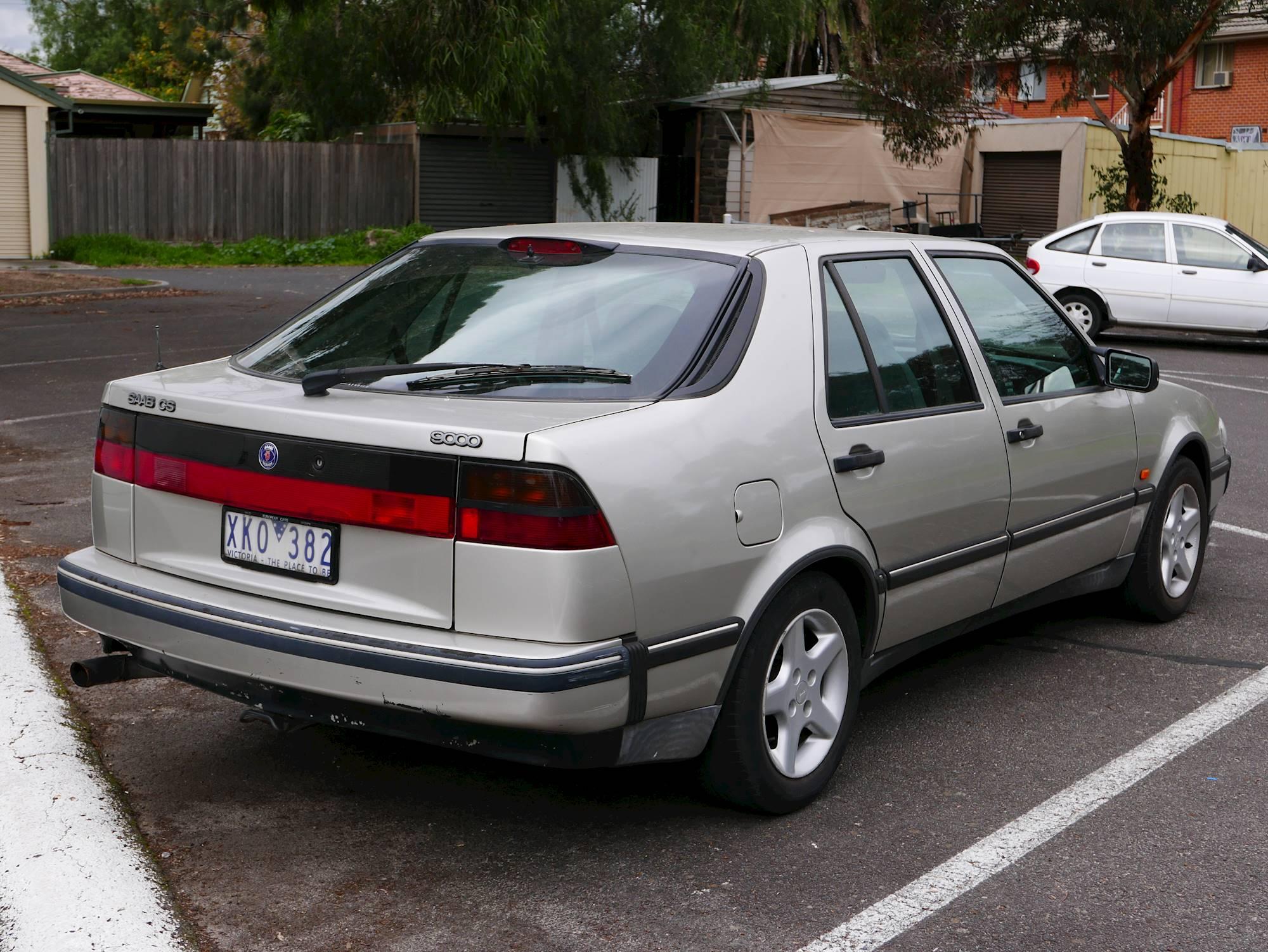 1998 saab turbo clutchless manual