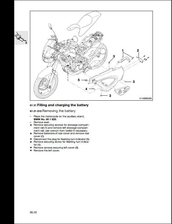 2002 bmw f650cs service manual