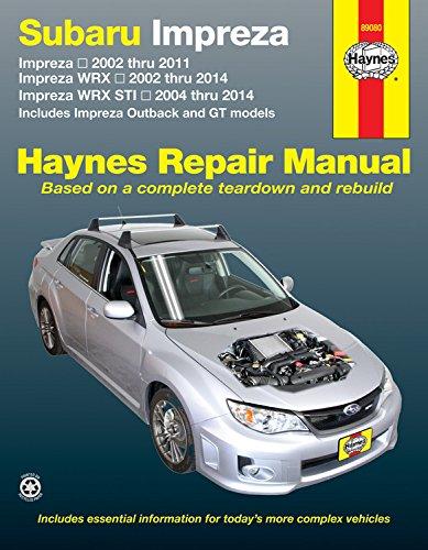 2004 wrx manual 0-190