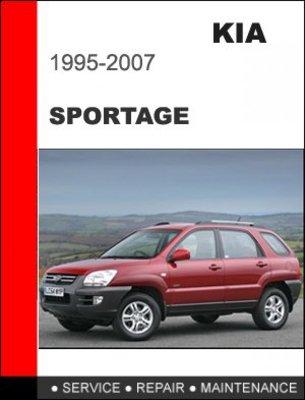2007 kia sportage repair manual pdf