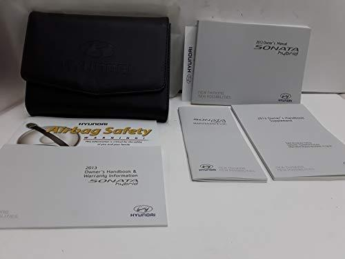 2013 sonata owners manual
