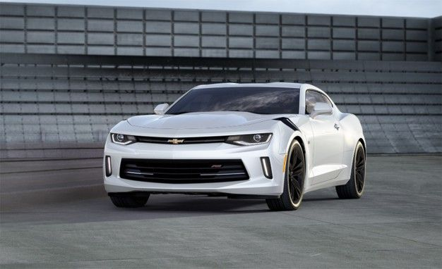 2016 chevrolet camaro ss manual and auto