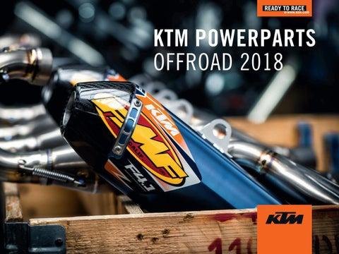 2019 ktm powerparts catalogue pdf