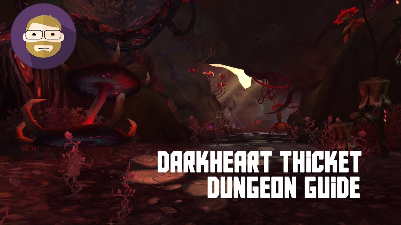 darkheart thicket guide