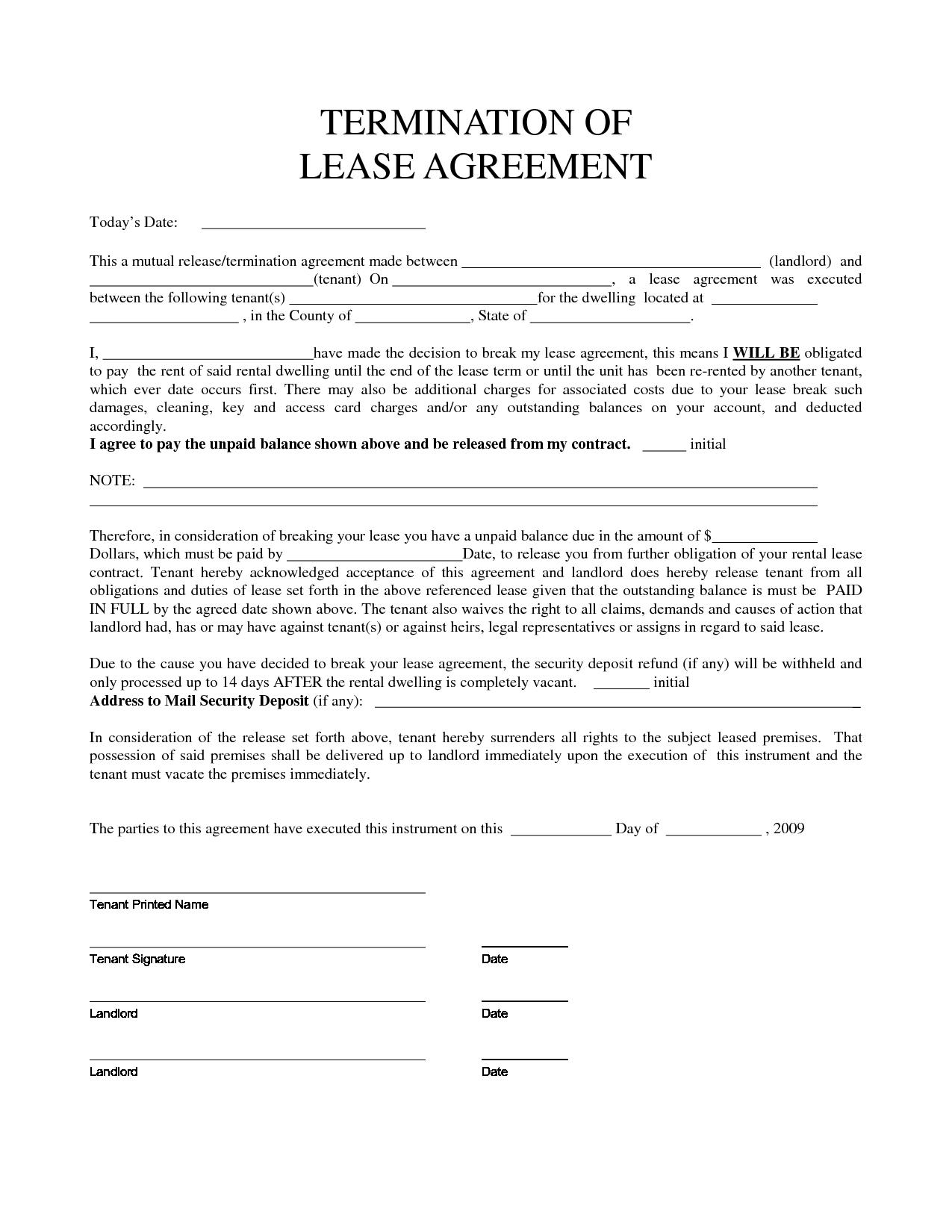 board tenancy agreement sample