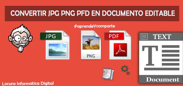 como convertir jpg a pdf