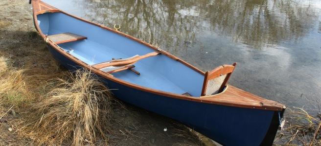 adirondak guide boat for sale