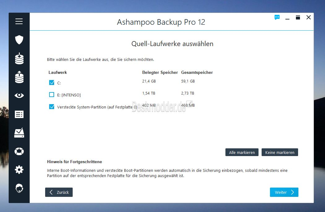 ashampoo backup pro 12 manual