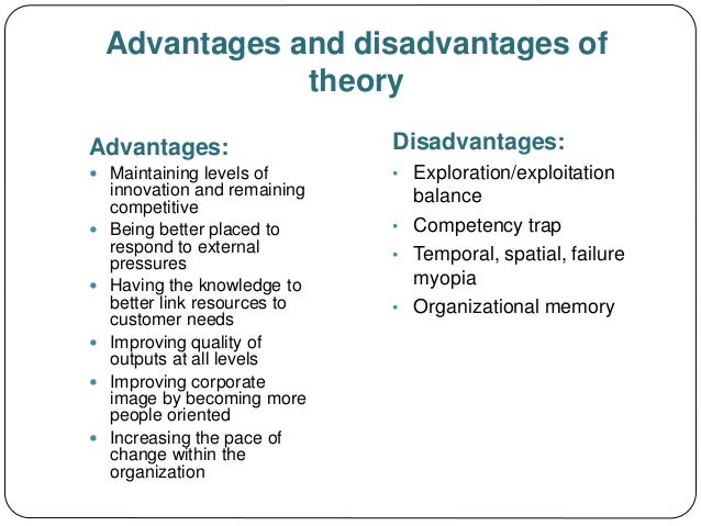 advantages and disadvantages of knowledge management pdf