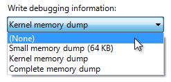 drop down list in c windows application