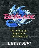 beyblade burst guide book