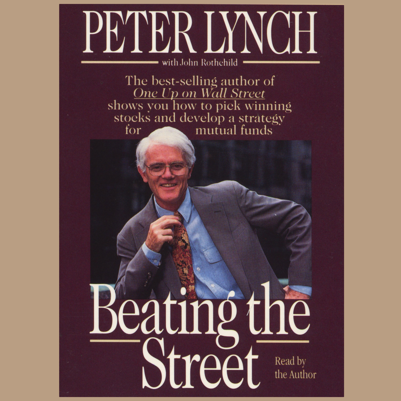 beating the street peter lynch pdf