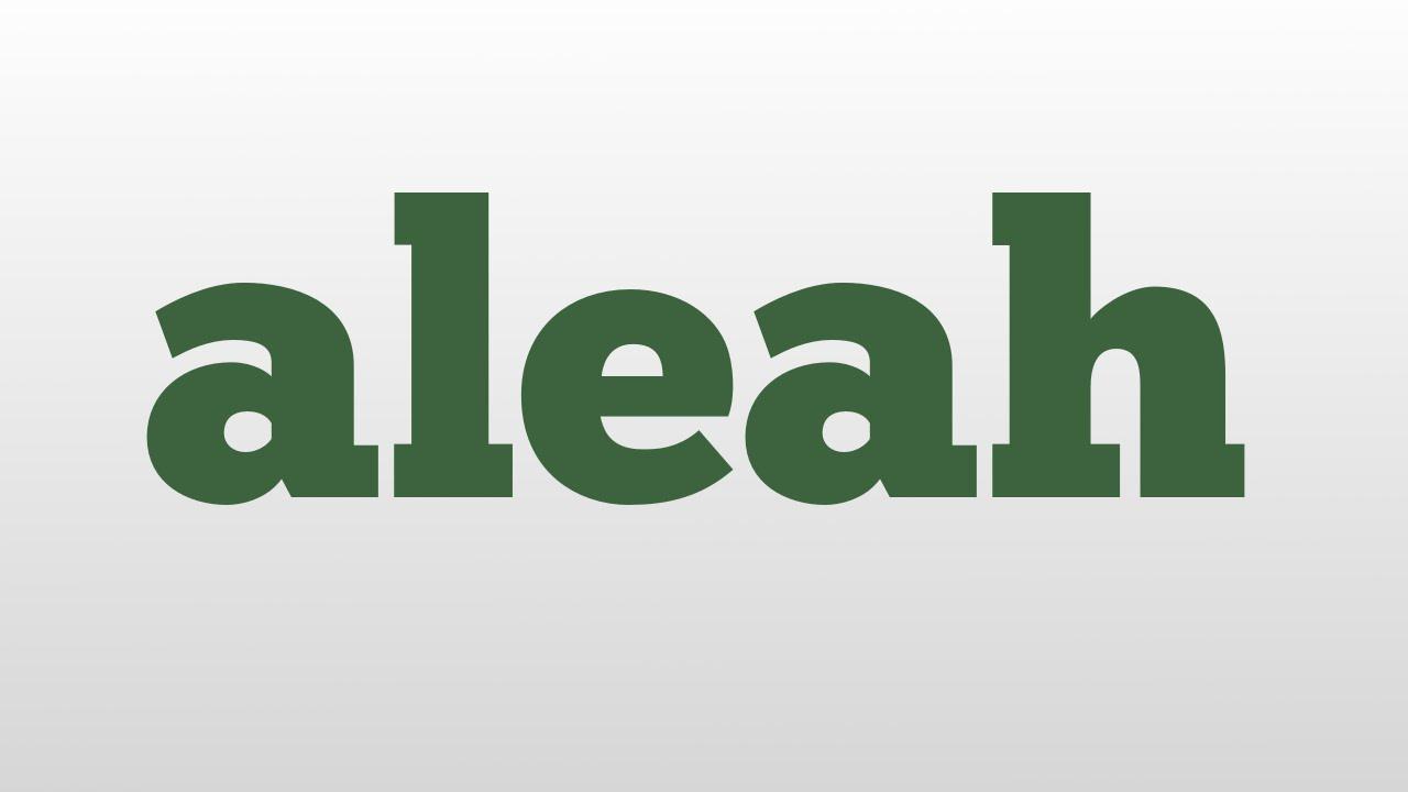 aaliyah meaning urban dictionary