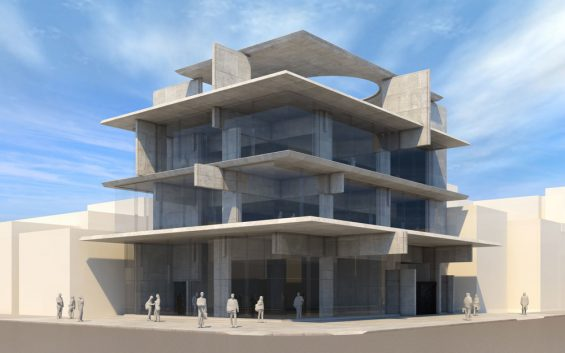 3 storey commercial building design pdf