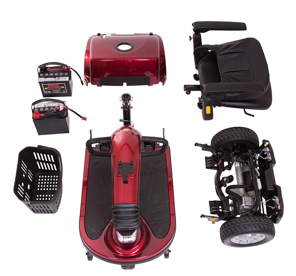 3 wheel mobility scooter repair manual