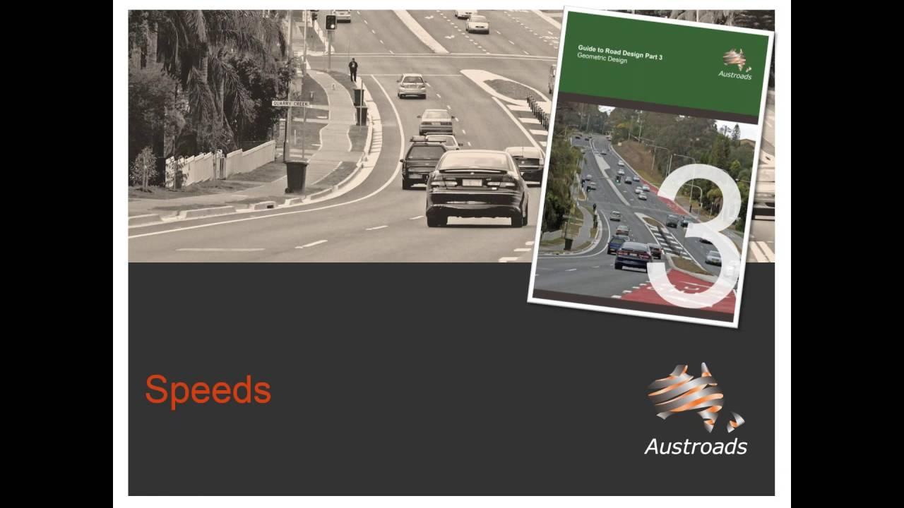 austroads guide to road design