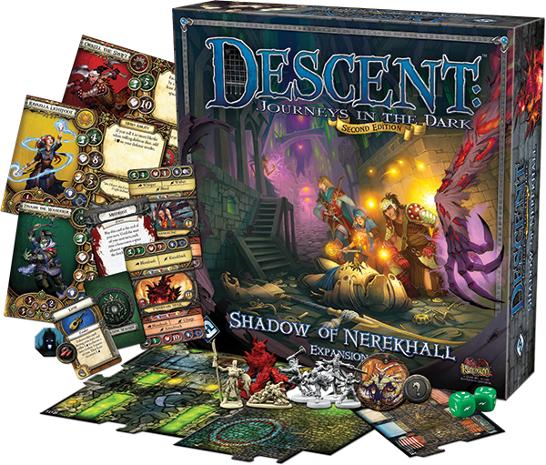 descent shadow of nerekhall campaign guide