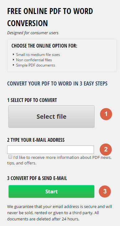 convert pdf to microsoft publisher free online