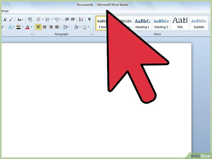 como hago un documento pdf