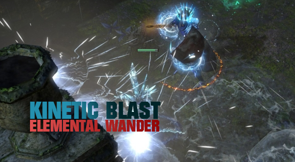 3.4 kinetic blast guide