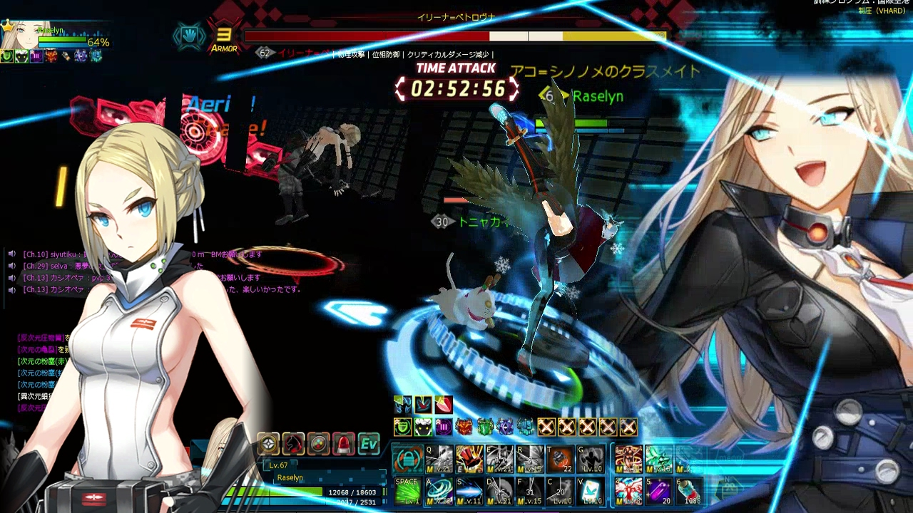 closers harpy leveling guide
