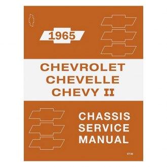 65 owners workshop manual impala