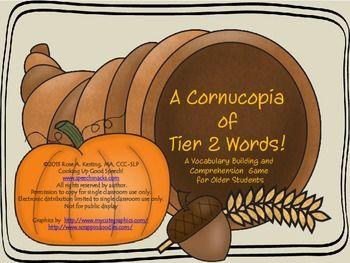 cornucopia dictionary