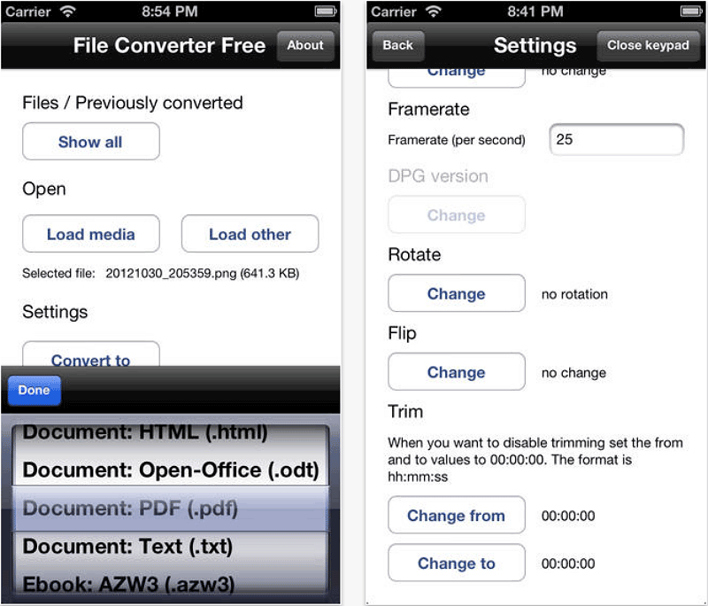 app pdf converter free