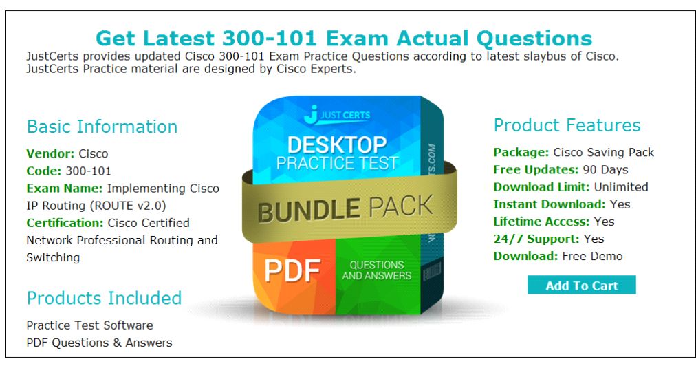 ccnp 300 101 exam questions pdf